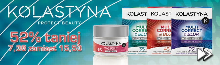 Kolastyna Multi Correct & Blur 52% taniej