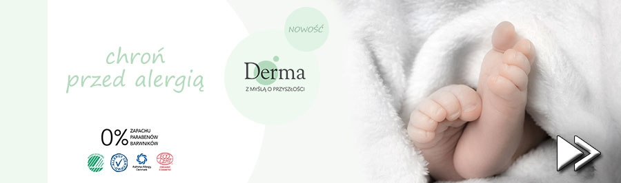 Derma Eco Baby naturalne kosmetyki dla dzieci