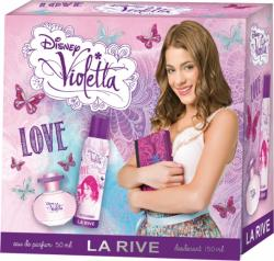 Violetta zestaw Love woda + dezodorant
