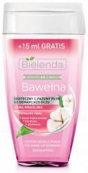 Bielenda Bawełna 2-fazowy płyn do demakijażu oczu 125+15ml