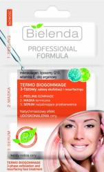 Bielenda Professional Formula Termo Biogommage eksfoliacja i resurfacing 3x3g