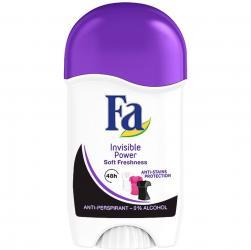 Fa sztyft Invisible Power Soft Freshness 50ml