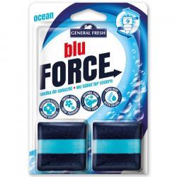 General Fresh Blu kostka do spłuczki ocean 2szt