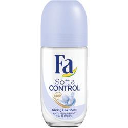 Fa roll-on Soft & Control Caring Lilia 50ml