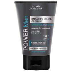 Joanna Power MEN balsam po goleniu 100g hypoalergiczny