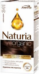 Joanna Naturia Organic farba 341 czekoladowy