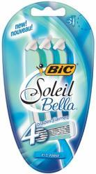 Bic Soleil Bella maszynka do golenia 4 ostrza 3 sztuki
