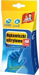 Jan Niezbędny rękawiczki nitrylowe rozm. M 10szt