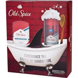 Old Spice zestaw Whitewater dezodorant + woda po goleniu