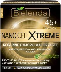Bielenda Nano Cell Extreme krem 45+ na noc 50ml