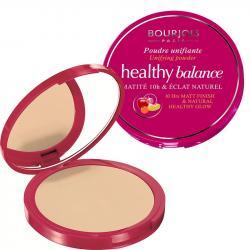 BOURJOIS puder matujący 52 Vanille Healthy Balance