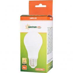 Spectrum LED żarówka E27 4W (odpowiednik 31W)