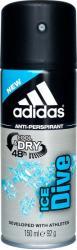 Adidas dezodorant antyperspirant C&D Ice Dive 150ml