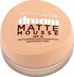 Maybelline Dream Matte Mousse podkład 48 Sun Beige
