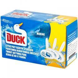 Duck 3x kostka do wc Marine
