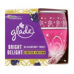Glade by Brise świeca zapachowa 120g berry delight