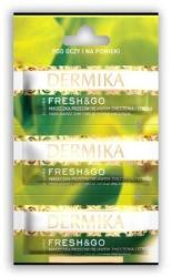 Dermika maseczka 3 x 2ml Fresh&Go (przeciw objawom zmęczenia i stresu)