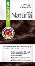 Joanna Naturia Soft Color S43 palona kawa szamponetka koloryzująca