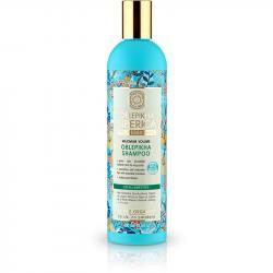 Natura Siberica szampon do każdego rodzaju włosów 400ml seria rokitnikowa