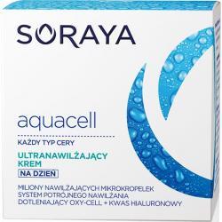 Soraya Aquacell krem ultranawilżający na dzień 50ml