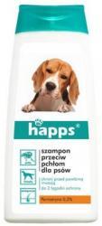 Happs szampon dla psów przeciw pchłom 150ml