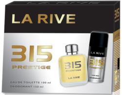 La Rive zestaw 315 Prestige woda + deo