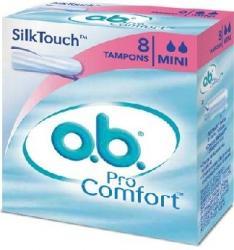o.b. Pro Comfort Mini 8szt tampony