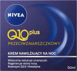 Nivea Q10 krem na noc przeciwzmarszczkowy 50ml