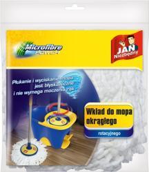 Jan Niezbędny mop okrągły rotacyjny wymienna końcówka - wkład