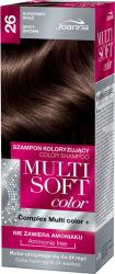 Joanna Multi Soft 26 korzenny brąz szampon