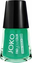 Joko lakier do paznokci Find Your Color 134 Coriander green