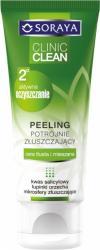 Soraya Clinic Clean peeling potrójnie złuszczający 75ml