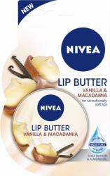 Nivea Lip Butter wanilia i makadamia balsam do ust 19ml