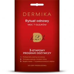 Dermika maseczka Program odżywczy - Moc 7 olejków