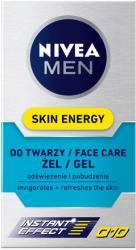 Nivea Men żel do twarzy 50ml skin energy