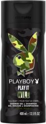 Playboy żel pod prysznic Play it Wild 400ml męski