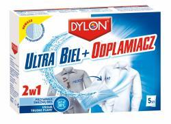 Dylon ultra biel + odplamiacz 2w1 5 szt.