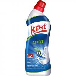 Kret Activ 750 ml - żel do WC