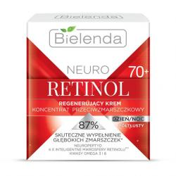 Bielenda Neuro Retinol krem regenerujący 70+ 50ml