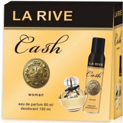 La Rive zestaw Cash woman woda + deo