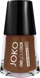 Joko lakier do paznokci Find Your Color 130 Double coffe cream