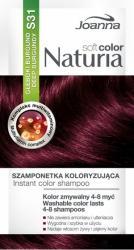 Joanna Naturia Soft Color S31 głęboki burgund szamponetka koloryzująca