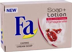 Fa mydło 100g Soap + Lotion Pomegranate