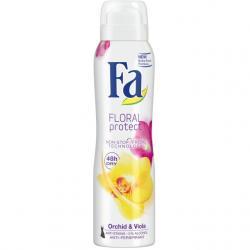 Fa dezodorant floral protect orchid & viola 150ml