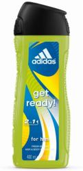 Adidas żel pod prysznic Men Get Ready 400ml
