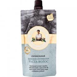 Receptury Babuszki Agafii balsam do włosów przyspieszający wzrost 100ml
