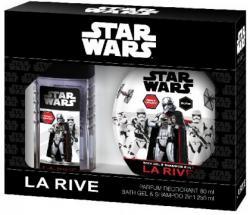 Star Wars First Order zestaw dezodorant perfumowany + szampon i żel pod prysznic