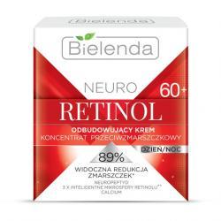 Bielenda Neuro Retinol krem odbudowujący 60+ 50ml