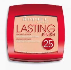 Rimmel Lasting Finish suchy podkład 002 Soft beige 7g