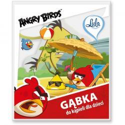 LULA gąbka do kąpieli Angry Birds